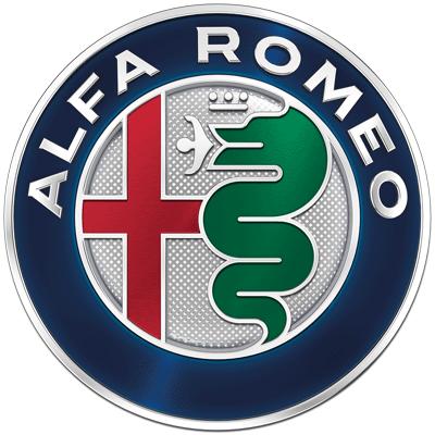 Alfa Romeo logo link