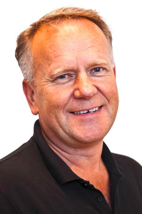 Svend Dahle Salgsjef Foto