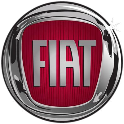 Fiat logo link
